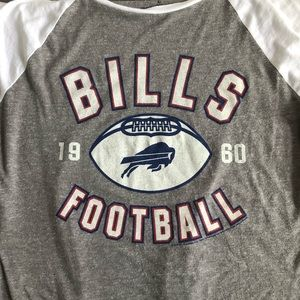 NFL Tops - Bills Shirt